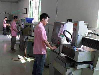 CNC molding
