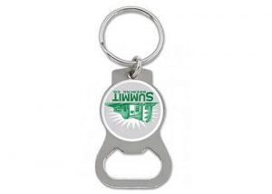 Cheap custom bottle opener keychain