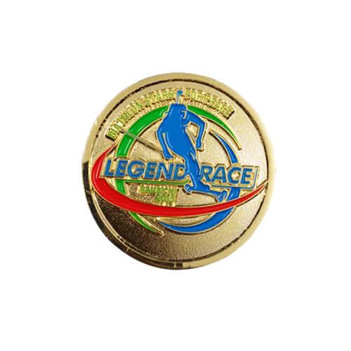 US League Race gold coins