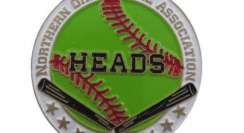 Baseball coin