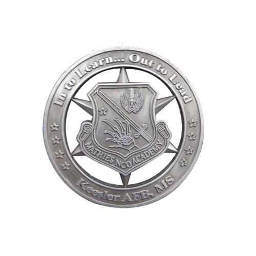 Custom Academy Coin