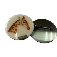 Design screen printing tack pins