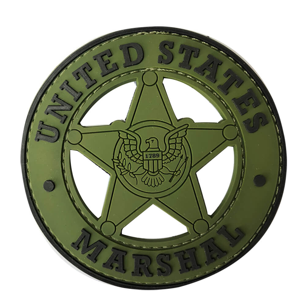 PVC emblems