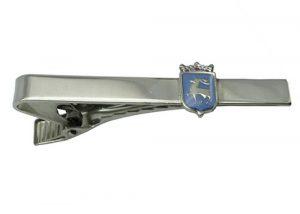 animal tie clip