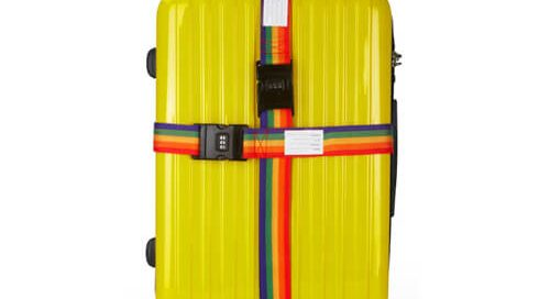 Carry luggage straps wholesale