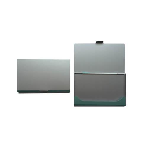 cheap aluminum name card wallet