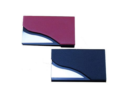 Fashion business card holder wallet