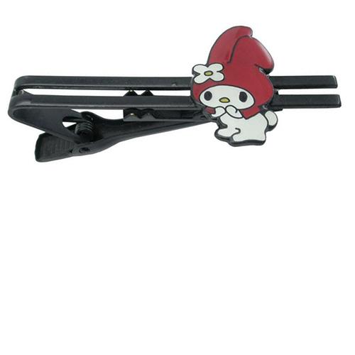Custom rabbit tie clip
