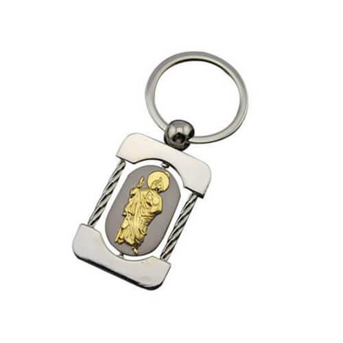 Jesus Dubai travel souvenir gifts key ring