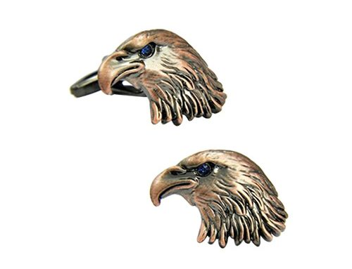 Eagles cufflinks for men