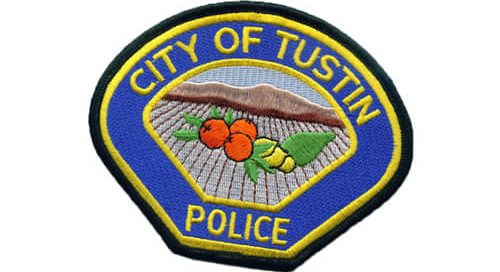 City of tustin police spirit Wear Apparel