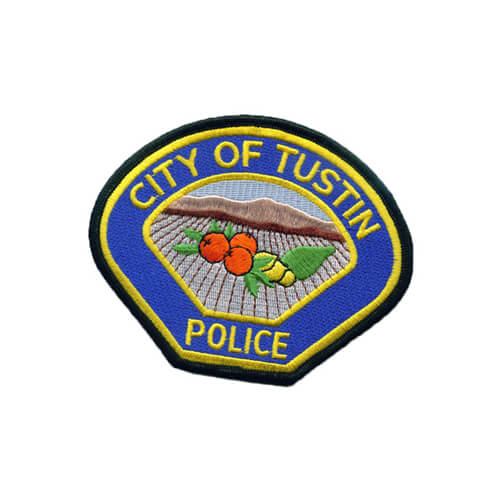 City of tustin police spirit Wear Apparel