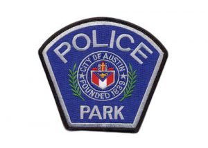 police park patches jacket emblem