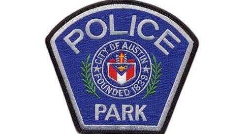 police park patches jacket emblem