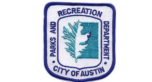 Parks recreation department embroidery