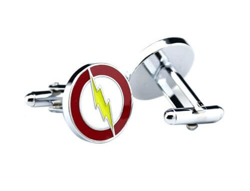 Lightning strikes star wars cufflinks