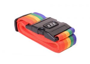 Travel luggage straps travel accessories