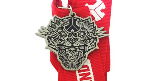 Wild Wolf congressional honor medals ribbon