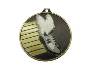soccer ball mettle wing honor medal