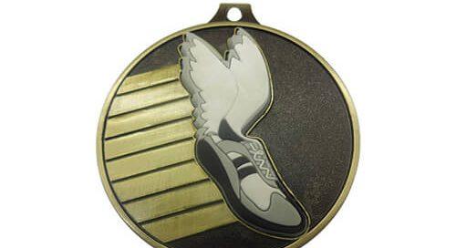 soccer ball mettle wing honor medal