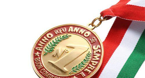 ANNO gold medal