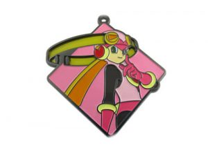 Anime beautiful young girl plaques