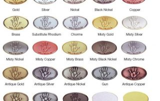 plating color_Perfect Crafts Gifts