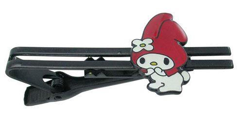 rabbit tie clip
