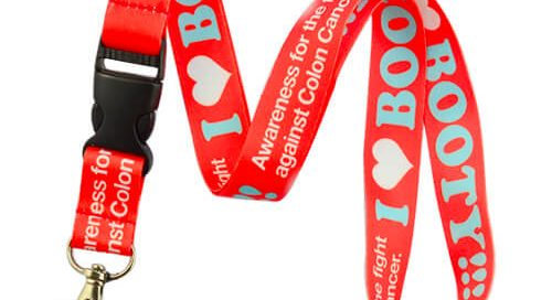 sublimation cell phone lanyards