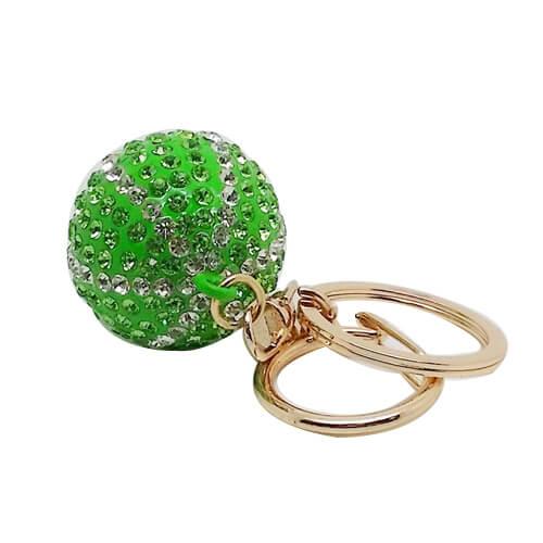 Fashion jewelry type watermelon key hanger