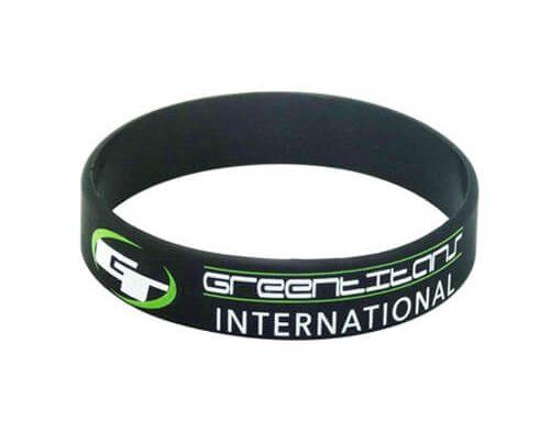 Custom printed bracelet