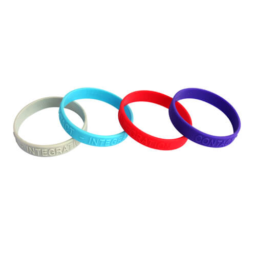Courage power rubber band