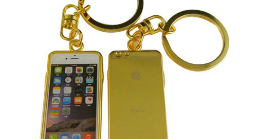iphone keyring