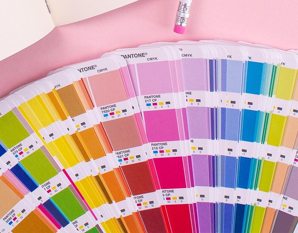 enamel color