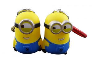 3D Minions keychain wholesale