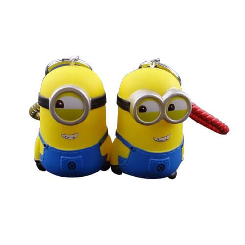 3D Minions keychain wholesale  3D Minions keychain wholesale cb743a6c8b53