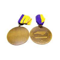 East Carolina University years anniversary medal