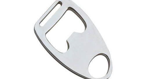 Bottle opener carabiner