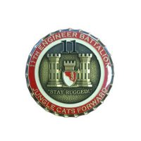 11th Engineer battalion coin