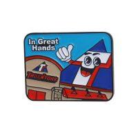Cheap SpongeBob lapel pin