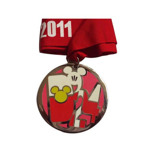 Run Disney medal
