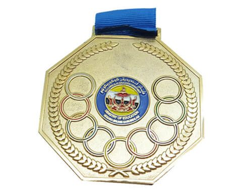Octagon express medals