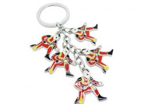 Cool Ultraman X keyring
