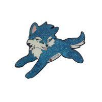 Cute wildcat pin