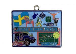 Judge Karen Pozza medal
