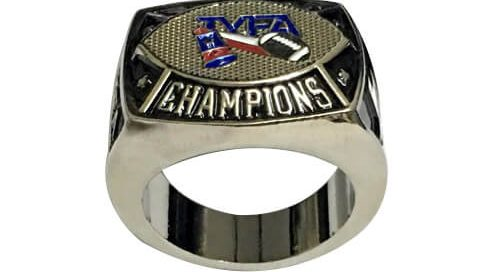 US states champion baseball ring