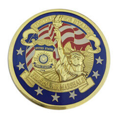 US Liberty Challenge Coins