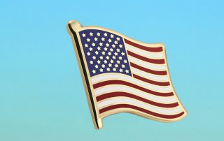 American flag lapel pin-perfectcraftsgifts