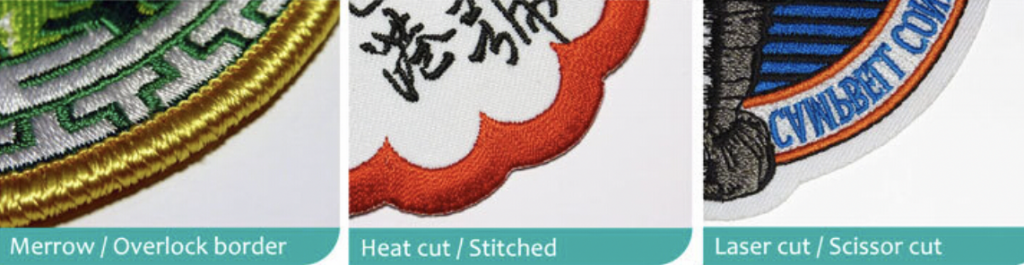 embroidery patches border-perfectcraftsgifts