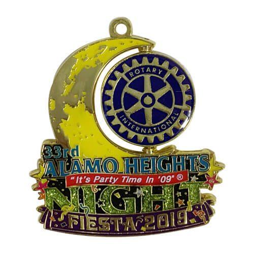 Fiesta medal 2018